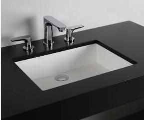 """H262UN - 21"""" Lacava Kubista Undermount Sink"""