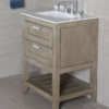 """H281B 100x100 - 23.5"""" Lacava Stile-B Vanity Base Optional Top & sink-Avail in Multiple finishes"""