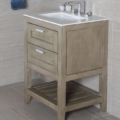 """H281B 120x120 - 23.5"""" Lacava Stile-B Vanity Base Optional Top & sink-Avail in Multiple finishes"""