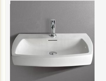 "SRT10 - 26.25""  Lacava Ottavo Wall Mount Sink"