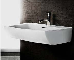 "SRT10A - 26.25""  Lacava Ottavo Wall Mount Sink"