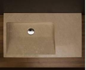 "ST002B - 32""  Lacava Stone Vessel Sink"