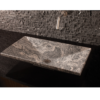 """c5036cg 100x100 - 36""""  Stone Forest Verona Stone Vessel Sink- Avail in 5 colors"""