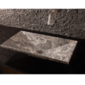 """c5036cg 120x120 - 36""""  Stone Forest Verona Stone Vessel Sink- Avail in 5 colors"""
