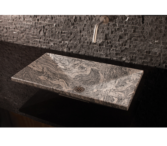 """c5036cg - 36""""  Stone Forest Verona Stone Vessel Sink- Avail in 5 colors"""