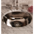 "cp07pss 120x120 - 19.25"" Stone Forest Undermount Stainless Sink-Avail Polished or Brushed"