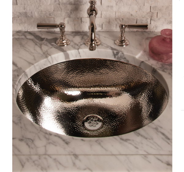 "cp07pss 600x560 - 19.25"" Stone Forest Undermount Stainless Sink-Avail Polished or Brushed"