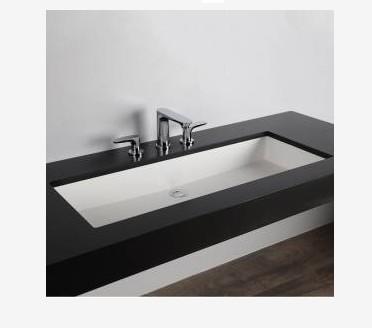 Superieur ... Lacava Kubista Undermount Sink. H263un