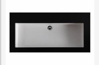 """h263una - 33""""  Lacava Kubista Undermount Sink H263UN"""