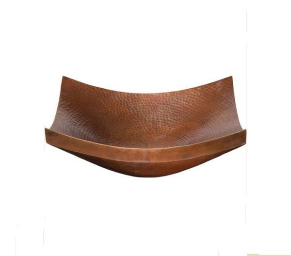 "nspbc 600x528 - 18"" x 15"" Thompson Traders  Black Nirvana Copper Sink"