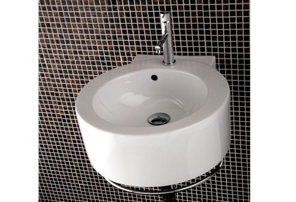 "sat050a 600x410 - 20"" Lacava Open Space Wall Mount Sink SAT50"