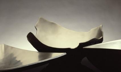 "wbronze - 17"" Stone Forest Bronze Zen Vessel Sink-Avail in 3 colors"