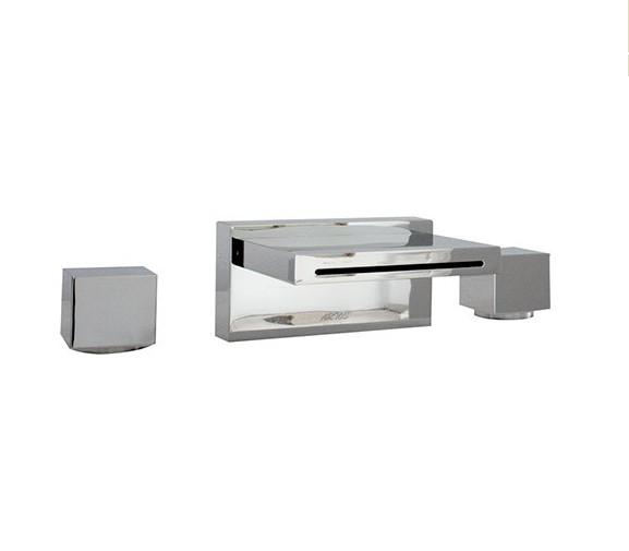 F2026 - Artos Quarto Roman Tub set w/cube handles