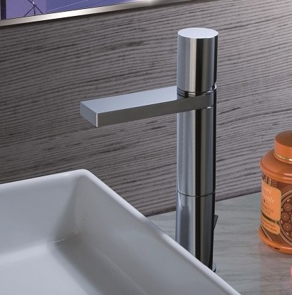 F3014 - Artos Otella Contemporary Vessel Faucet