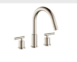 F50132LBN - Artos Opera Contemporary Widespread Faucet