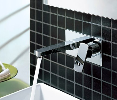 F7014 - Artos Safire Contemporary Wall Mount Faucet
