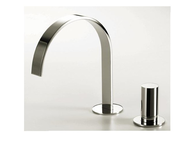Lacava Arch Two Hole Faucet 13010s