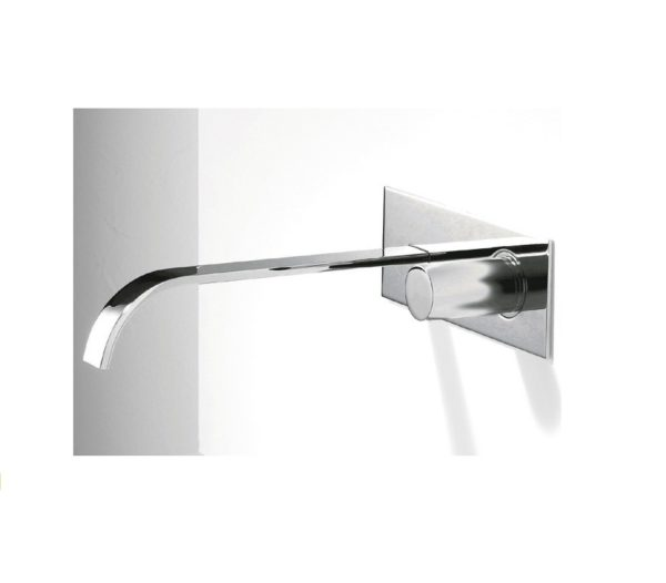 Lacava Arch Wall Mount Faucet w/backplate