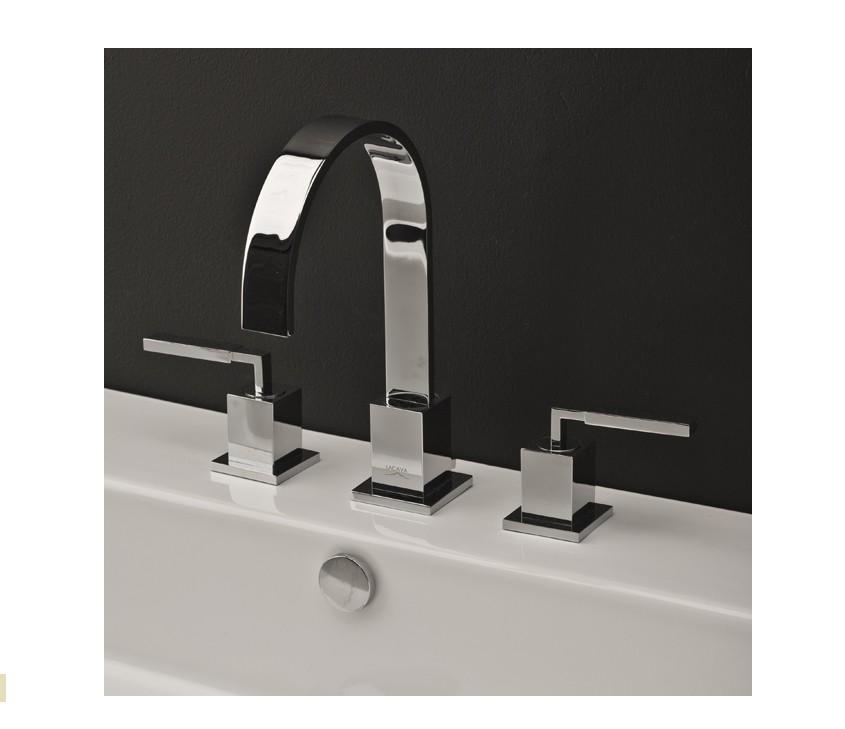 Lacava Kubista Widespread Faucet - Bathroom Vanities and More