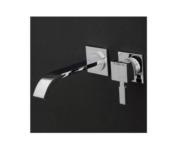 Lacava Kubista Wall Mount Faucet