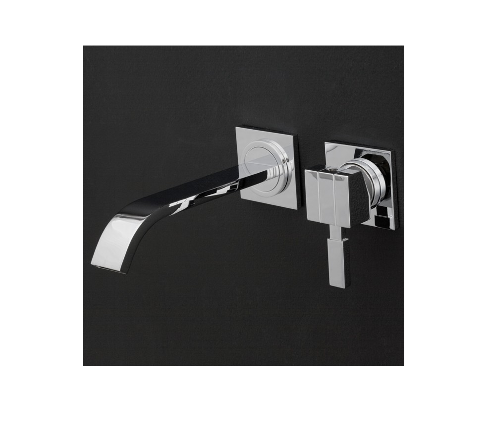 Lacava Kubista Wall Mount Faucet - Bathroom Vanities and More
