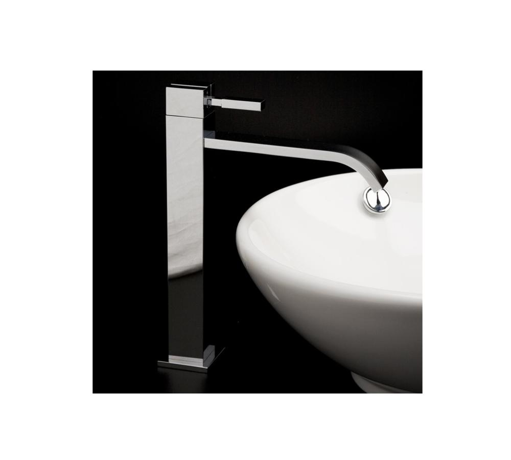 Lacava Kubista Vessel Faucet - Bathroom Vanities and More