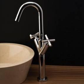 1591GLAM - Lacava Cigno Vessel Faucet