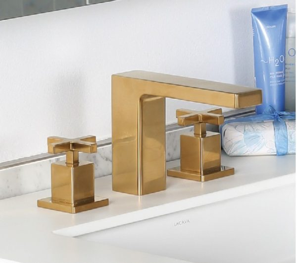 Lacava Eleganza Faucet-Cross Handle