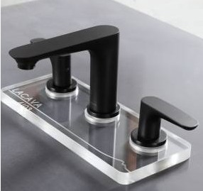 4103MB - Lacava Flou Contemporary Widespread Faucet