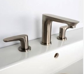 4103NI - Lacava Flou Contemporary Widespread Faucet