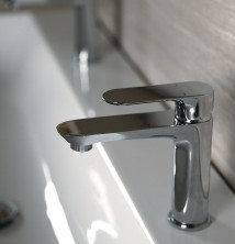 4110A - Lacava Flou Contemporary Single hole Faucet